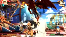 """Guilty Gear Xrd - SIGN - PS4 - All """"Zato"""" Arcade Mode Stages {English, Full 1080p HD}"""
