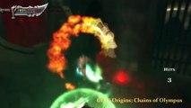 God of War Origins Collection: Chains of Olympus Walkthrough Part 17 - Ruins of Asphodel (Hard)