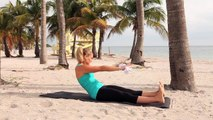 20 Minute Beach Body Pilates - Full Length Pilates Mat Routine