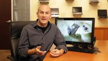 Ryan demos the Sony VAIO L Series All-In-One Windows 7 PC