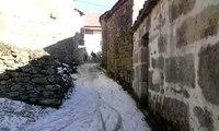 Videferre ostias na neve