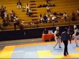 Lucas Rocha Taekwondo 3º Luta No Brasileiro interclubes