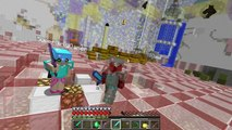 Minecraft: GIANT HAMSTER CAGE HUNGER GAMES - Lucky Block Mod - Modded Mini-Game