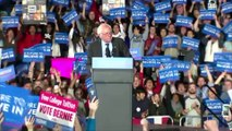 Sanders wins Democratic caucuses in Washington, Alaska