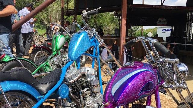 2016 Giddy Up Vintage Chopper Show