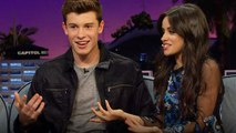 Chatting with Shawn Mendes & Camila Cabello