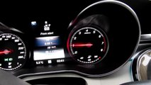 2015 Mercedes C Class W205 Urban City Traffic Fuel Consumption MPG Test AVG Speed 19km/h 1