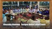Khassida Alamane   Serigne Abdou Lahad Touré