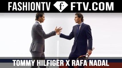 Tommy Hilfiger x Rafa Nadal -  Flex Suits | FTV.com