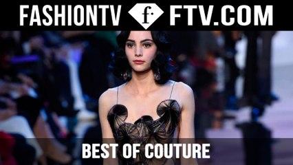 Best of Couture SS16 - Armani & Yanina | FTV.com