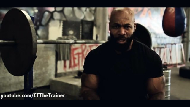 CT FLETCHER : Junior Miles Famous Quote | EVERYBODY STFU (Workout Motivation)