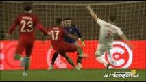 Португалия - Болгария 0_1. Товарищеский матч. Обзор матча.