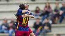 [HIGHLIGHTS] FCB Femení - Lliga: FC Barcelona – Rayo Vallecano (4-0)