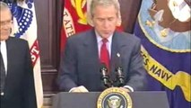 George Bush and John Howard Give Speeches While I Play (Not So) Unfitting Music