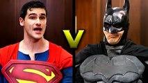 Batman v Superman Desi Version- Holi Party