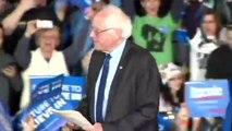 Bernie Sanders romps out West