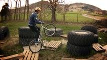 Alan Cappellacci   Indoor Training   biketrial-vadese.com
