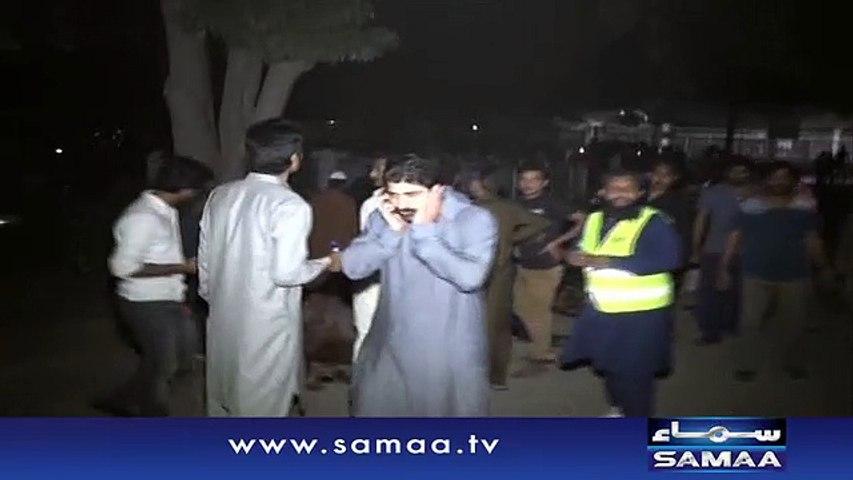 لاہور میں خودکش دھماکا، 56 افراد جاں بحق،200زخمی