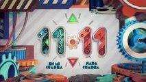 11-11: En mi cuadra nada cuadra - Promo on Azteca America (x2)
