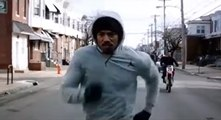 CREED MOVIE CLIP - RUNNING SCENE (2015) - Sylvester Stallone, Michael B. Jordan - Entertainment Movies Film