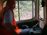 Bo'ness and Kinneil Railway, 28 August 2009 - 3  -Running round