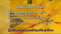 Dance Dance Dance Line Dance