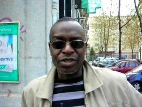 ekodafrik.net- Marche après le meurtre d'Ibrahim SYLLA