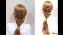 5 Easy Hairstyles for Long Medium Hair   Heatless Hairstyles