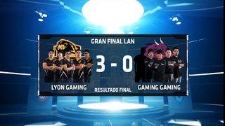 Lyon Gaming vs Gaming Gaming - La Final 4