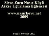 Sivas Zara Nasır Köyü Asker Uğurlama Eğlencesi