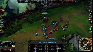 Lyon Gaming vs Gaming Gaming - La Final 46