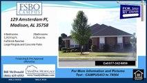 4 bedroom House for sale in Windsor Parke Subdivision Madison AL