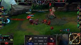 Lyon Gaming vs Gaming Gaming - La Final 45