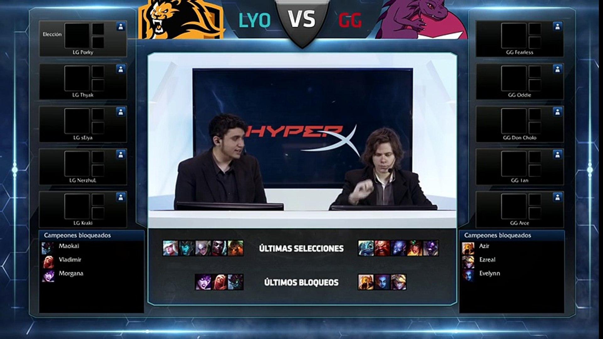 Lyon Gaming vs Gaming Gaming - La Final 56