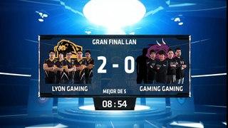 Lyon Gaming vs Gaming Gaming - La Final 67