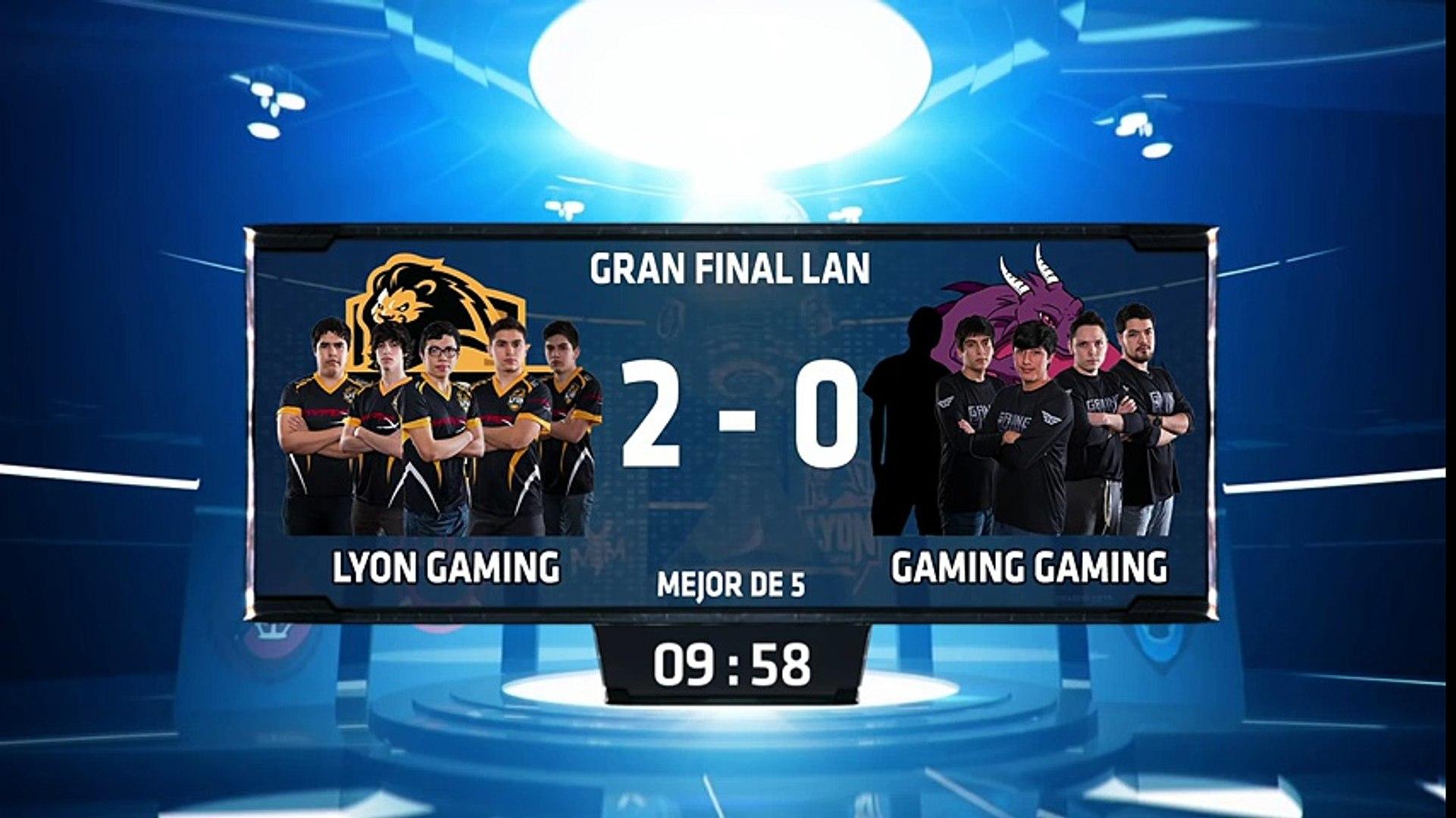 Lyon Gaming vs Gaming Gaming - La Final 68
