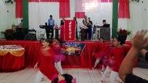 Grupo de danca . Assembleia de Deus no amazonas -