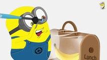 Minions Banana the well Funny Cartoon ~ Minions Mini Movies 2016