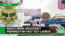 NASAs Orion spacecraft one step closer to Mars, prepares for test launch in 2018 - TomoNews