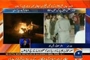 Hamid Mir Badly Criticizes Nawaz Govt. On Islamabad Condition In Protest