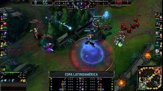 Lyon Gaming vs Gaming Gaming - La Final 92