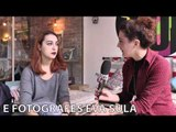 Report TV - Rreze Dielli,  Femra nudo e fotografes Eva Sula