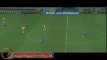 Gol de Edinson Cavani Brasil vs Uruguay 2-2 Eliminatorias Rusia 2018
