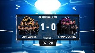 Lyon Gaming vs Gaming Gaming - La Final 114