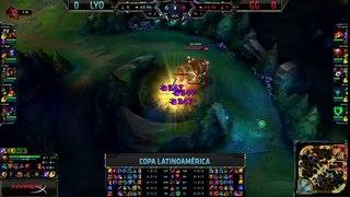 Lyon Gaming vs Gaming Gaming - La Final 134
