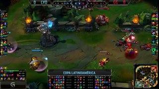 Lyon Gaming vs Gaming Gaming - La Final 138
