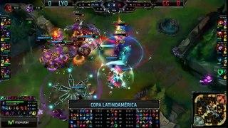 Lyon Gaming vs Gaming Gaming - La Final 145