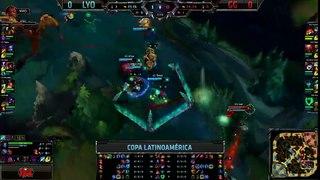 Lyon Gaming vs Gaming Gaming - La Final 152