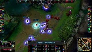 Lyon Gaming vs Gaming Gaming - La Final 155