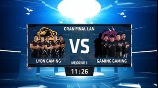 Lyon Gaming vs Gaming Gaming - La Final 194